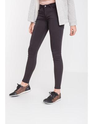 Pantalon Instinct skinny gris fonce femme