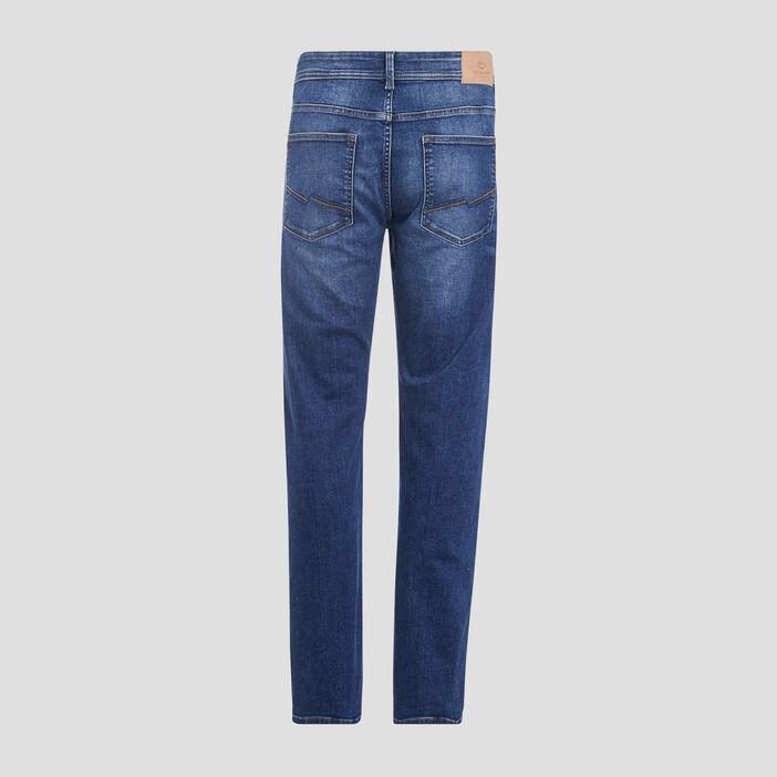 Jeans éco-responsable regular denim stone homme