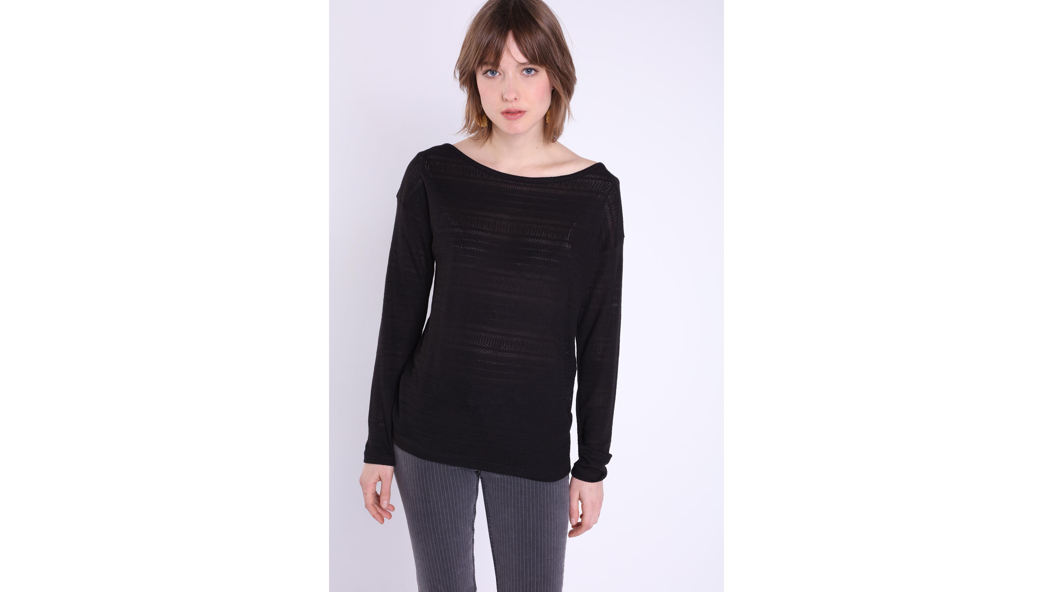 Femme Maille Shirt Bonobo T QdChtrs