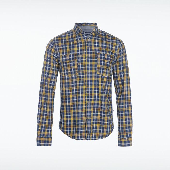 Chemise à carreaux multicolore homme