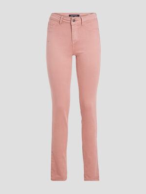 Pantalon Marion  Slim rose femme