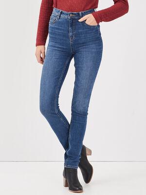 Jeans Ines  slim denim used femme