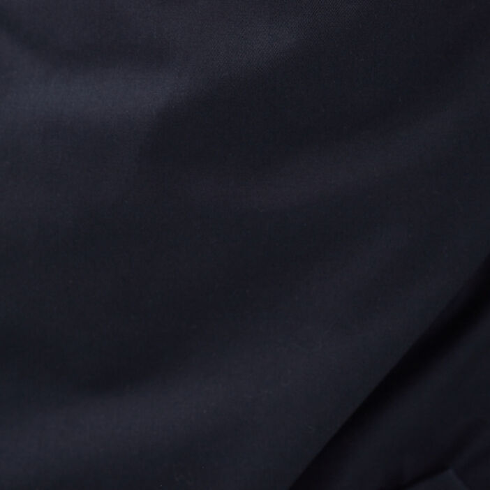 Blouson manches longues bleu marine homme