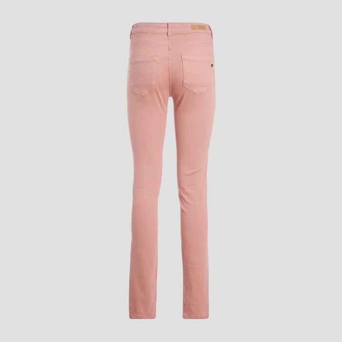Pantalon Marion - Slim rose femme