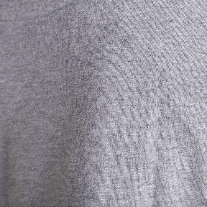 Sweat Instinct manches longues gris foncé homme
