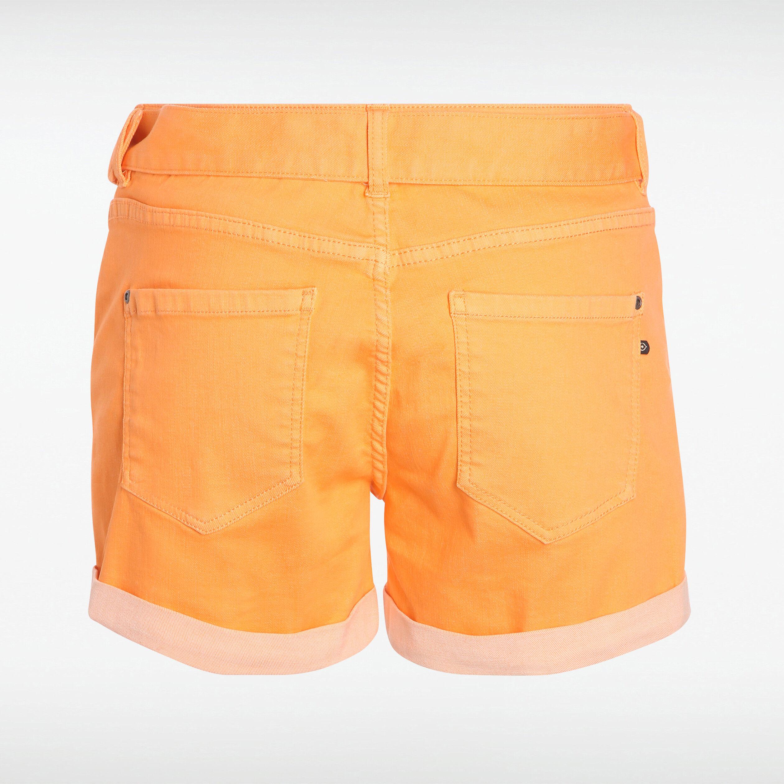 Short orange femme   Vib's