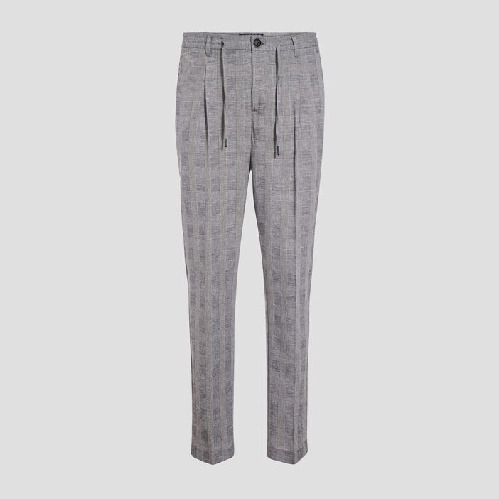 Pantalon chino éco-responsable ecru homme