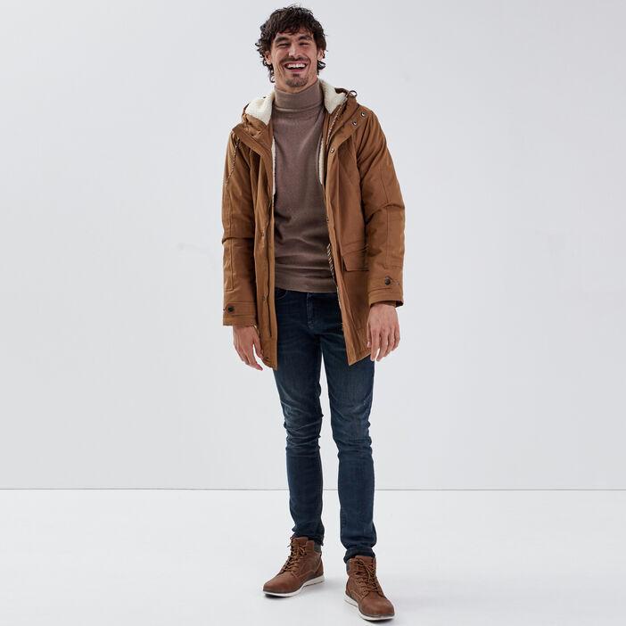 Jeans slim denim dirty homme