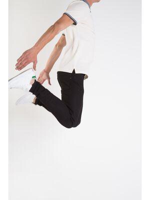 jeans homme skinny basic denim noir