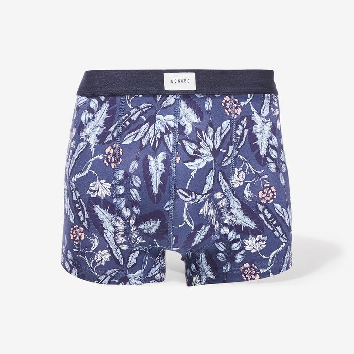 Lot 2 boxers bleu ciel homme