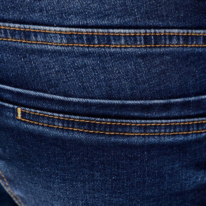 Jeans slim crinkle Instinct denim brut homme
