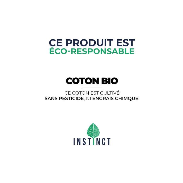 Jeans Lou - jegging en coton bio denim used femme