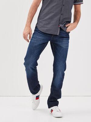 Jeans recycle denim brut homme