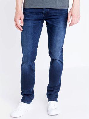 jeans straight homme l32 instinct denim stone