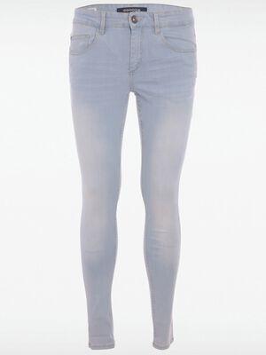 jeans skinny homme instinct denim bleach