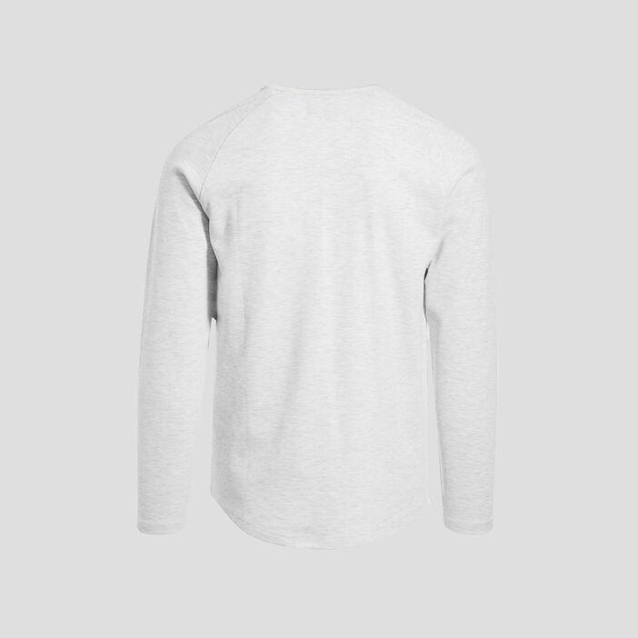 T-shirt éco-responsable ecru homme