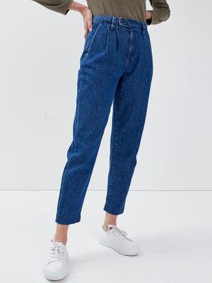 Jeans slouchy 78eme denim stone femme