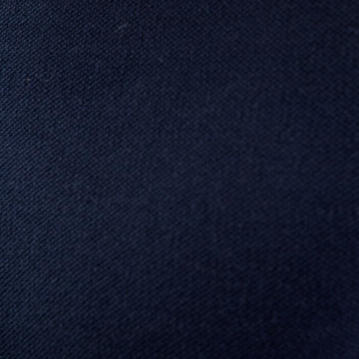 Pull éco-responsable bleu foncé homme
