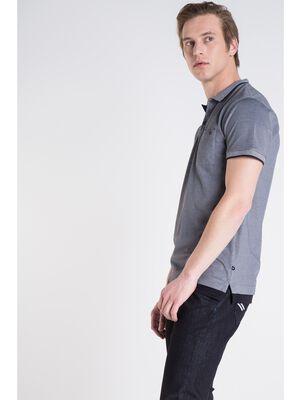 jeans slim homme matiere deperlante denim brut