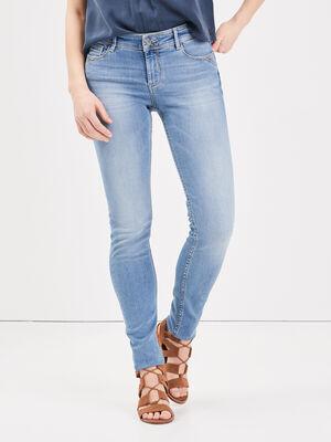 Jeans skinny push up denim used femme