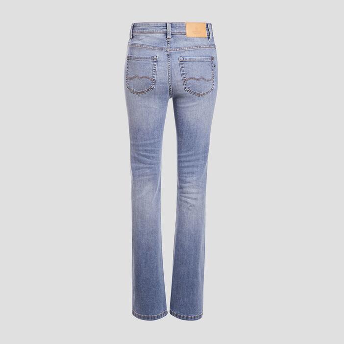 Jeans Yoko - bootcut denim used femme