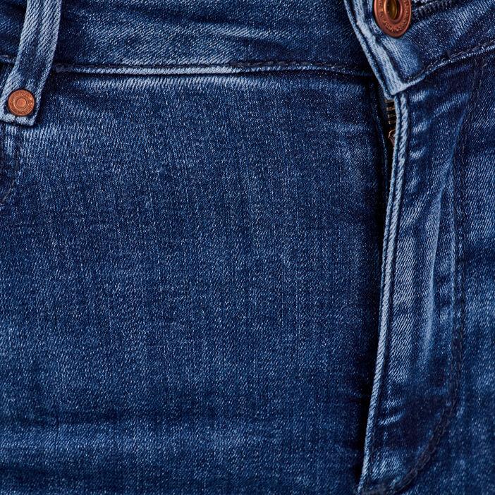 Jeans skinny éco-responsable denim stone femme