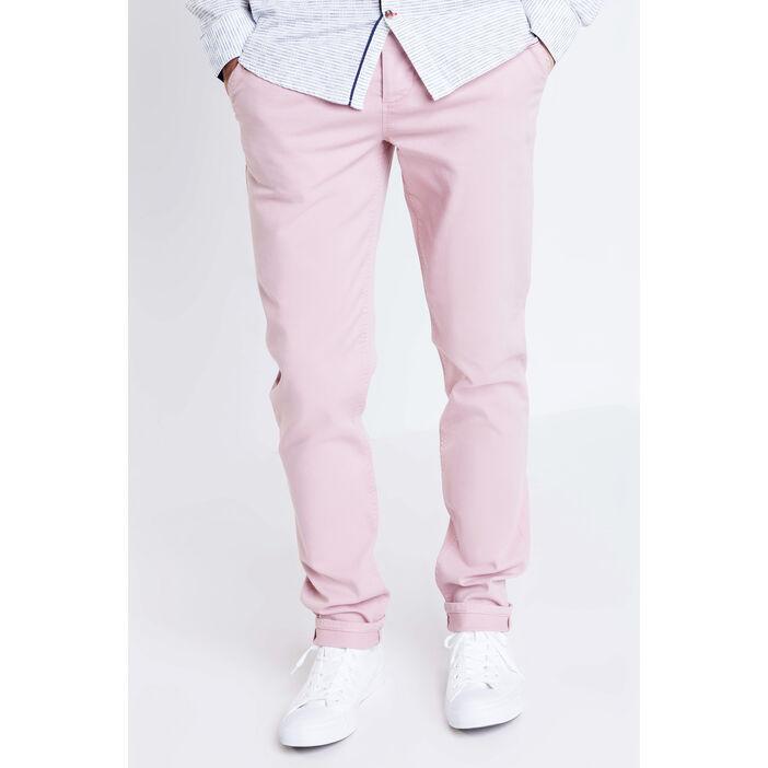 pantalon homme rose