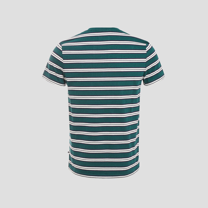 T-shirt éco-responsable vert foncé homme