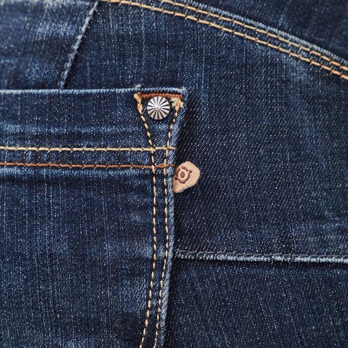 Jeans Marylin - skinny push up denim brut femme