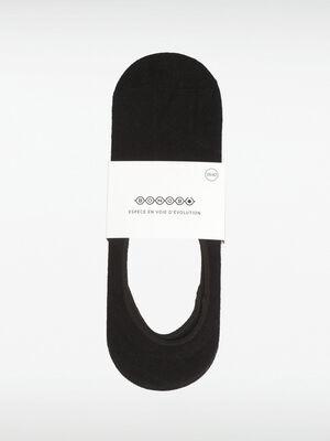 Pack 3 chaussettes noir homme