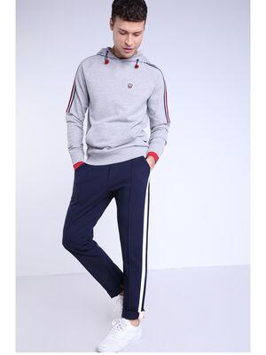 Pantalon milano bleu fonce homme