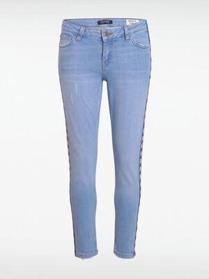 jeans skinny femme denim used