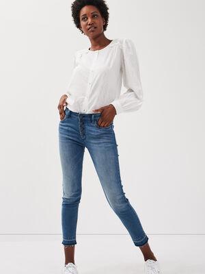 Jeans Instinct slim 78eme denim stone femme