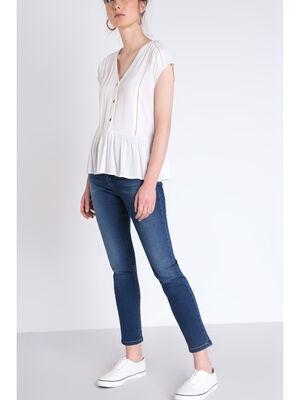 Jeans Instinct slim denim stone femme