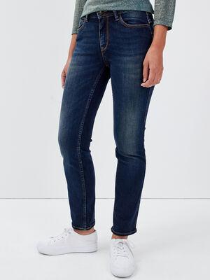 Jeans regular 78eme denim brut femme