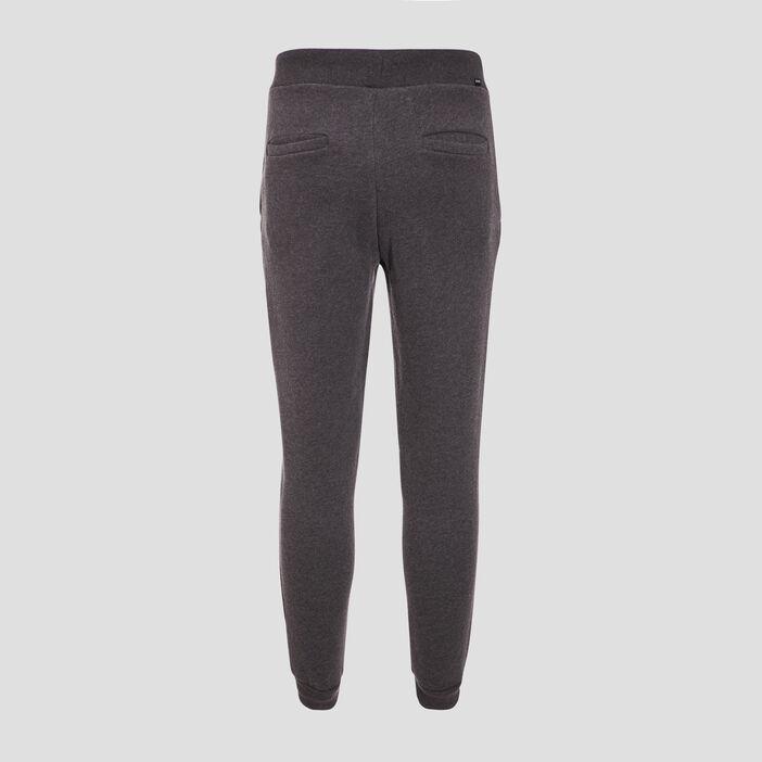 Pantalon jogging gris foncé homme