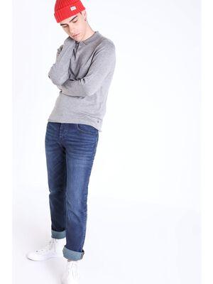 jeans regular homme l32 instinct denim stone