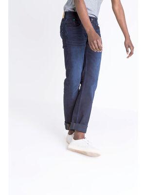Jeans regular used L34 Instinct denim brut homme