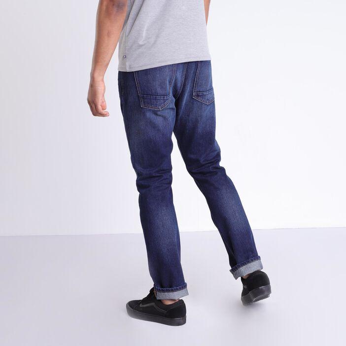 Jeans Instinct straight denim brut homme