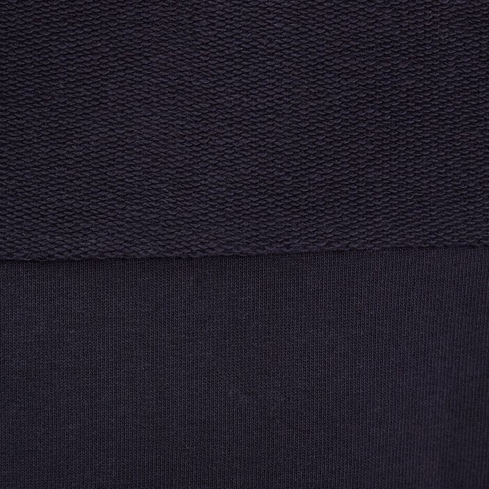 Sweat Instinct manches longues bleu foncé homme