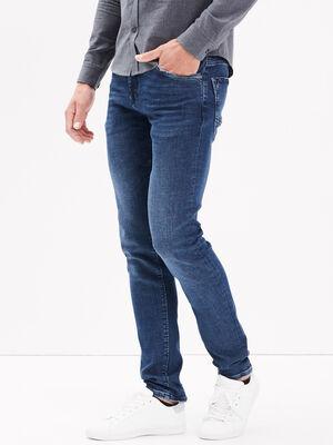 Jeans slim ultra stretch denim stone homme