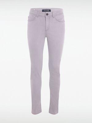 jeans skinny homme denim snow gris