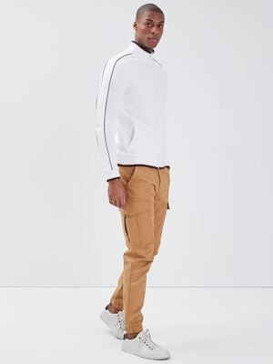 Pantalon battle beige homme