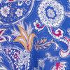 Jupe droite bleu lavande femme