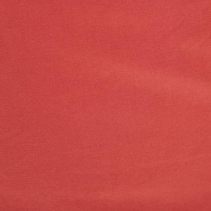 Bermuda droit éco-responsable rose corail homme
