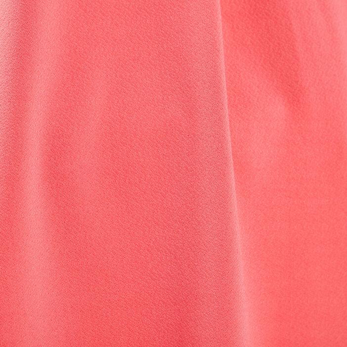 Débardeur bretelles larges rose femme