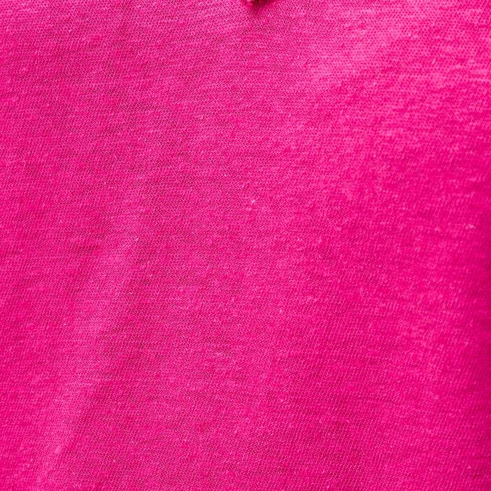 Débardeur bretelles larges rose fushia femme