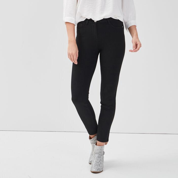 pantalon femme stretch