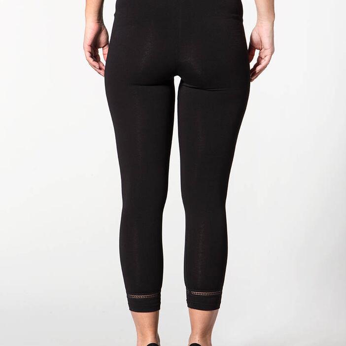 Legging taille standard noir femme