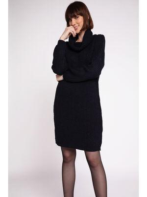 Collants semi opaques noir femme